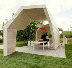 PAM - architectonische luifel