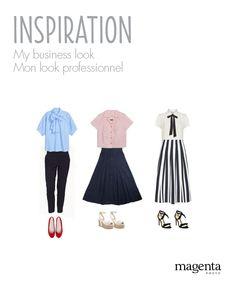 MY PROFESSIONAL IMAGE PHOTO SESSION - WOMAN - Summer season outfits //   SÉANCE PHOTO MON IMAGE PROFESSIONELLE - FEMME - Saison estivale