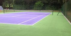 ITF Tennis Court Tests in Macmerry