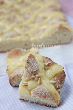 Russian Cakes, Apple Pie, French Toast, Food And Drink, Menu, Cupcakes, Baking, Breakfast, Desserts