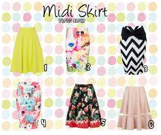 Fifth Avenue - Fashion Blog: Trend Alert: Midi Skirt http://www.fifthavenueblog.it/2014/06/trend-alert-midi-skirt-estate-gonne-ginocchio.html