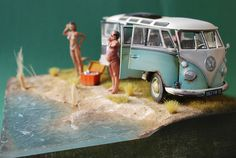 "Kundenbildergalerie für Revell 07399 - Modellbausatz VW T1"" Samba Bus"" im Maßstab 1:24"