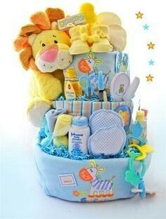 Jungle theme baby shower gift idea