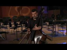 LSO Master Class - Double Bass - YouTube