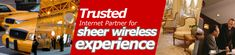 Travel, Hospitality, Corporate and Events Wireless Internet Solutions - GoWiMi