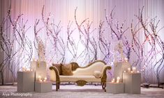 57 Ideas Wedding Reception Stage Decorations Indian For 2019 wedding reception You are in the right place about wedding ceremony decorations indoor Here we offer you the most beautiful pictures about Reception Stage Decor, Wedding Reception Themes, Indian Wedding Receptions, Wedding Hall Decorations, Wedding Stage Design, Wedding Reception Backdrop, Wedding Backdrops, Indian Reception, Reception Seating
