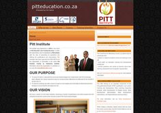 http://pitteducation.co.za   Pitt Institute for Tertiary and Adult Training