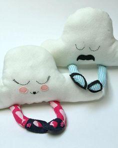 DIY Pillow DIY Cloud Pillows DIY Pillow