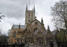 English Cathedrals: The 20 Best Cathedrals In England Southwark Cathedral, Gloucester Cathedral, Belfast, King's College London, Southern Porches, Germany Castles, Church Building, London Bridge, Place Of Worship