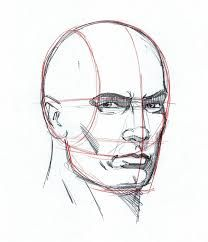 Image result for how to draw face
