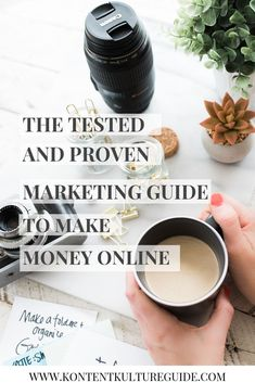 How To Make Money From Anywhere - Learn how to start an online business from scratch, create an online presence and generate a passive income from home using your new secret weapon - the #BossBabe Marketing Guide! Make Money From Home, Way To Make Money, Make Money Online, Passive Income Streams, Creating Passive Income, Home Based Business, Online Business, Building A Personal Brand, Online Marketing