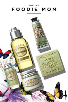 Mother's Day Gift Inspiration: L'Occitane L'Amour Almond Travel Kit #Sephora #mothersday #gifts #giftideas