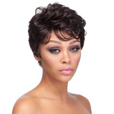 Its a Wig Human Hair Blend Quality Wig ROSIE