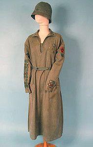 Girl Scout Uniform, c. 1927