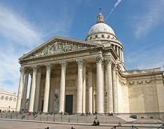 Le Pantheon, Paris, France