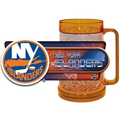 New York Islanders Freezer Mugs