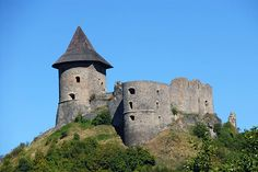 Somoskő Castle Budapest Travel Guide, Medieval Castle, Crete, Homeland, Countryside, Beautiful Places, Europe, Armors, Cathedrals