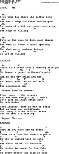 Johnny Cash song Further On Up The Road(2), lyrics and chords ...