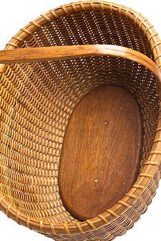 Vintage Nantucket Lightship Basket