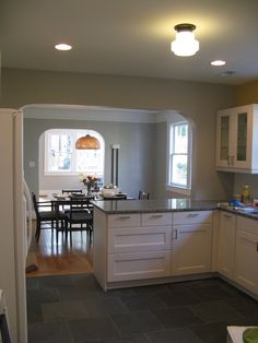 Small Changes Make For A Big Impact  Kitchens Walls And Room Interesting Dining Room And Kitchen Designs Design Ideas