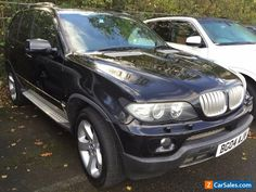 04 BMW X5 4.4 V8 SPORT STUNNING EXAMPLELEATHER COLOUR SAT NAV CLIMATE VNICE #bmw #x5 #forsale #unitedkingdom