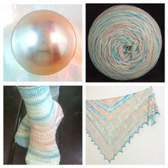 NurturingFibres-Yarn-Pearl-Self-stripe dyed by Carle Dehning South Africa How To Introduce Yourself, South Africa, Knitting Patterns, Homeschool, Fiber, Weaving, Pearls, Beauty, Knit Patterns