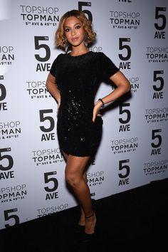 Pin for Later: Diese Abendroben sind fabelhaft - und alle von Topshop! Beyoncé