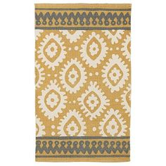 West Elm Jaipur Printed Dhurrie Rug ... Too bad it's out of stock!!