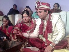 Raja Chaudhary Again Ties the Knot Secretely With Shveta Sood
