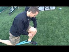 Awesome ankle fix with the EDGE Mobility Band