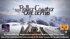 (11. 27. 2016) VR Roller Coaster - CaveDepths - One of the most beautiful and excite VR 3D roller coaster.  Today's 3D VR Roller Coaster will take you to the deep cave. (오늘의 3D VR 롤러코스터는 당신을 깊은 동굴 속으로 데리고 갑니다.)   Watch on WAVRP ▶ http://wavrp.com/awesome ◀  #wavrp360 #wavrp #vr #virtualreality #360video #curation #워프360 #워프 #영상 #360영상 #큐레이션 #롤러코스터 #시리즈 #동굴 #깊이 #경험 #Rollercoaster #series #cave #depth #experience