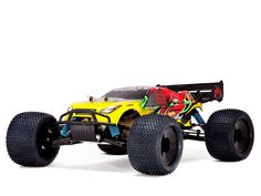 Redcat Racing Monsoon XTR Truggy 1/8 Scale Nitro (With 2.4GHz Remote Control)