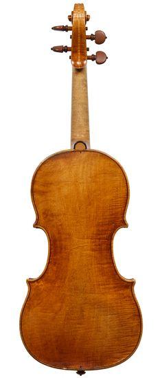 Violino | possibly Ruggeri family | c.1700 | ascribed to Nicolo Amati