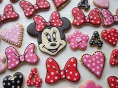 Minnie-cookies.