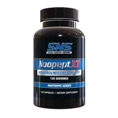 Noopept XT 120 Caps | Serious Nutrition Solutions