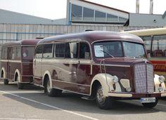 Mercedes-Benz | Oldtimer von Martin Kroke | Oldtimerbus | Retrobus ...