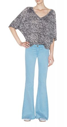 LOVE this top!  Goes great with skinny ponte-knit pants for work, or with leggings for play.