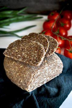 Chleb wieloziarnisty bez glutenu i drożdży - Misa Mocy Druzy Ring, Vegan, Vegans