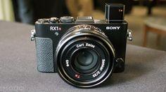 Câmera Sony RX1r Mark II