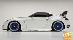 Strasse Forged Nissan 370Z 2012 Picture 2 Nissan 350z, Nissan Infiniti, Cars Motorcycles, Dream Cars, Bonsai, Vehicles, Sports, Google Search, Nice