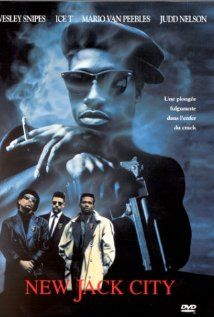 New Jack City  A crime lord ascends to power and becomes megalomaniacal while a maverick police detective vows to stop him.    Director: Mario Van Peebles  Writers: Thomas Lee Wright (story), Thomas Lee Wright (screenplay), and 1 more credit »  Stars: Wesley Snipes, Ice-T and Allen Payne | See full cast and crew