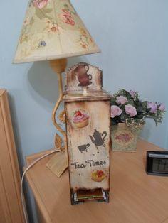 Caja de Te Vintage