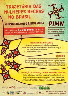 Trajetória das Mulheres Negras no Brasil