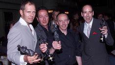 'The Clash' Receive An Award