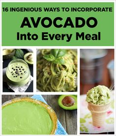 Avocado and toast who?! From breakfast to desserts, make every meal more nutritious with Avocados From Mexico.