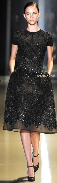 Elie Saab: Spring/Summer 2013; Haute Couture. #fashion #style #photography #couture #eliesaab #runway