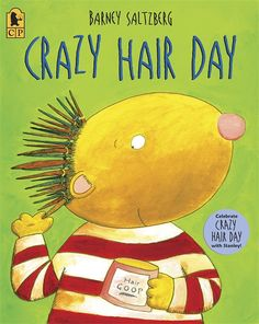 Booktopia has Crazy Hair Day Big Book, Candlewick Press Big Book by Barney Saltzberg. Buy a discounted Paperback of Crazy Hair Day Big Book online from Australia's leading online bookstore. Crazy Hair Day At School, Crazy Hair Days, School Stuff, School Week, Mentor Texts, Day Book, School Pictures, Problem And Solution, Dramatic Play