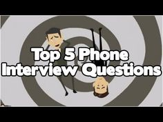 Here are Jeff & Mike's top 5 phone interview questions you should definitely be prepared for.