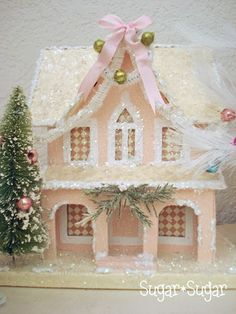 apositivelybeautifulblog:    (via MY PINK CHRISTMAS / Pink Victorian)