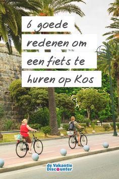 In Nederland zijn we verzot op fietsen. En op Kos is dat niet anders. Althans, onder toeristen. Er zijn misschien nog wel meer huurfietsen dan -auto's. En dat alles met dank aan het vlakke noorden. Ga jij fietsen op Kos?